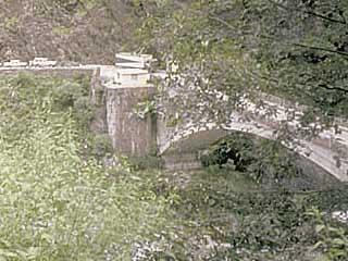 the Kodari' friendship bridge to enter into Tibet from Kathmandu