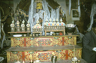 altar and butter made images